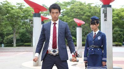 Kamen Rider Drive Ep 1 Why Did My Time Stop / Recap - TV Tropes