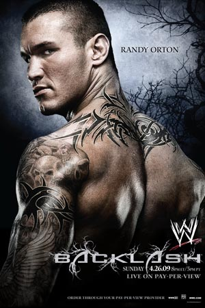 Tatto on Randy Orton   Television Tropes   Idioms