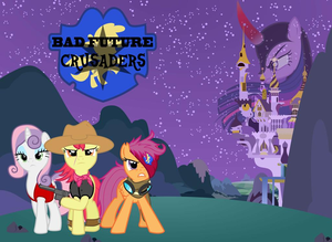 Bad Future Crusaders Fanfic Tv Tropes 7 the wonderbolts' big showcase. bad future crusaders fanfic tv tropes