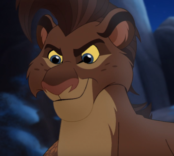 The Lion Guard / Characters - TV Tropes