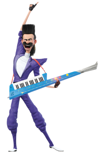 throw it at him not me robbie rotten
