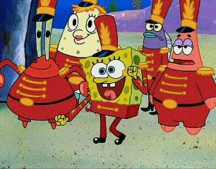 spongebob squarepants s 2 e 15 quotthe secret boxquot quotband