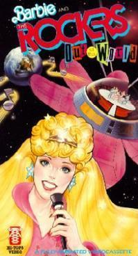 barbie and the rockers out of this world western