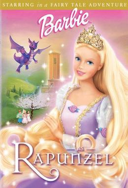 barbie as rapunzel western animation tv tropes