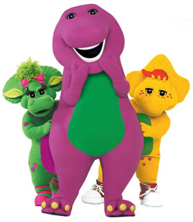 Barney And The Backyard Gang Theme Song barney & friends (series) - tv tropes