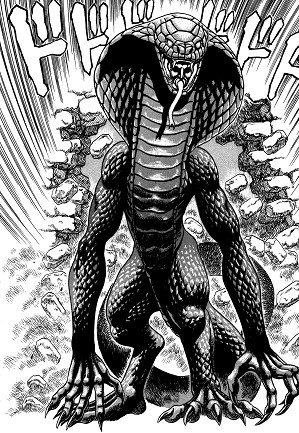 Berserk: Antagonists / Characters - TV Tropes