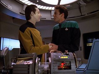 Star Trek The Next Generation S 6 E 15 Birthright / Recap - TV Tropes