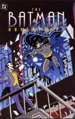 The Batman Adventures Comic Book Tv Tropes