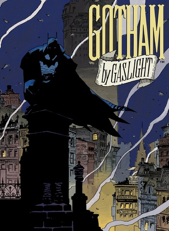 Gotham By Gaslight Comic Book Tv Tropes