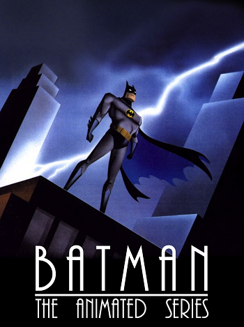 Image result for batman animated series