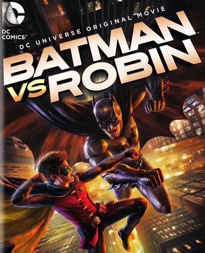 batman vs robin western animation tv tropes
