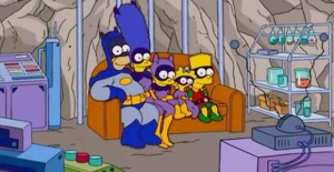 Fabulous The Simpsons Couch Gag Tv Tropes Unemploymentrelief Wooden Chair Designs For Living Room Unemploymentrelieforg