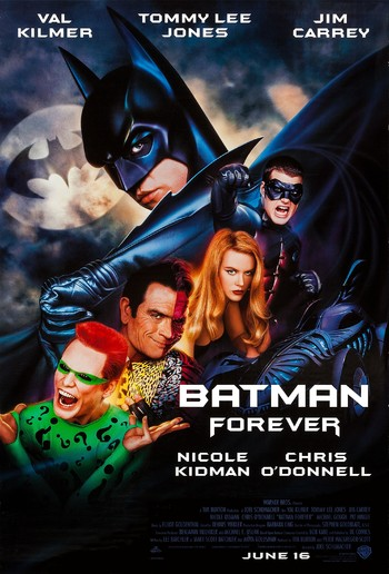 Batman Forever Provides Examples Of