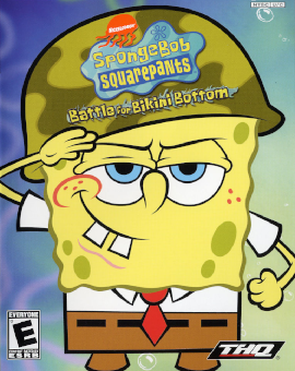 SpongeBob SquarePants: Battle for Bikini Bottom (Video Game) - TV Tropes