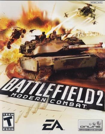 Battlefield 2 Modern Combat Video Game Tv Tropes