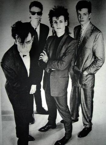 Bauhaus carnivore band