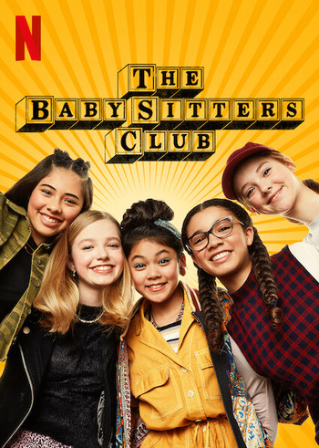The Baby-Sitters Club (2020) (Series) - TV Tropes