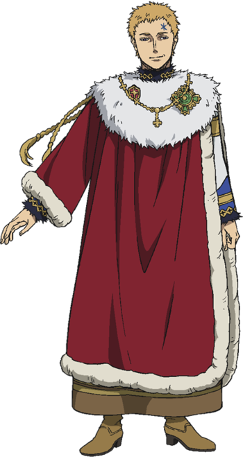 Black Clover Clover Kingdom Characters Tv Tropes Юлий новахроно / julius novachrono. black clover clover kingdom