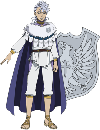 Black Clover Clover Kingdom Characters Tv Tropes Customize your avatar with the julius nova chrono t julius nova chrono t and millions of other items. black clover clover kingdom