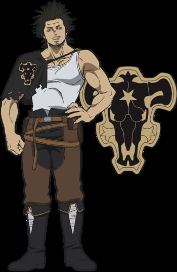 Black Clover – Black Bulls / Characters - TV Tropes