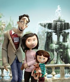Coraline / Heartwarming - TV Tropes