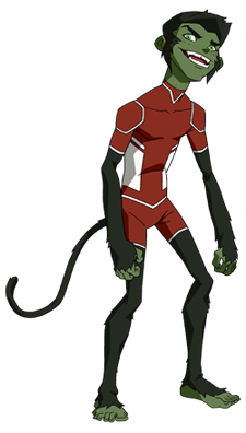 Young Justice The Team Season Two Characters Tv Tropes