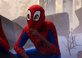 Spider Man Into The Spider Verse Characters Tv Tropes