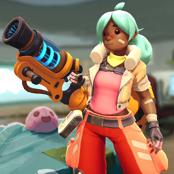 Slime Rancher / Characters - TV Tropes