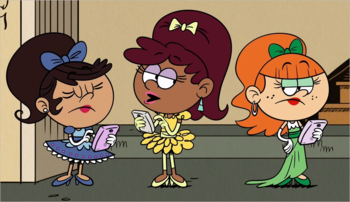 The Loud House Kids / Characters - TV Tropes
