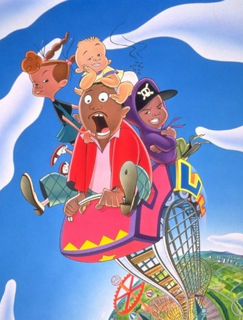 Bebe S Kids Western Animation Tv Tropes