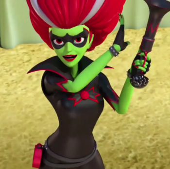 Miraculous Ladybug Villains / Characters - TV Tropes