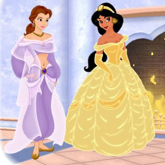http://static.tvtropes.org/pmwiki/pub/images/belle_and_jasmine_switching_dresses.jpg