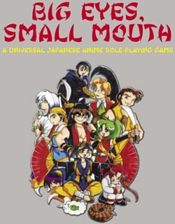 Big Eyes Small Mouth Tabletop Game Tv Tropes