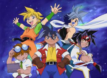 beyblade anime tv tropes