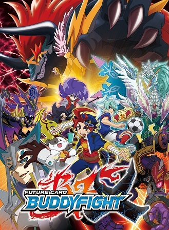 Future Card Buddyfight (Anime) - TV Tropes