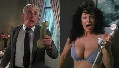 Naked gun boobs