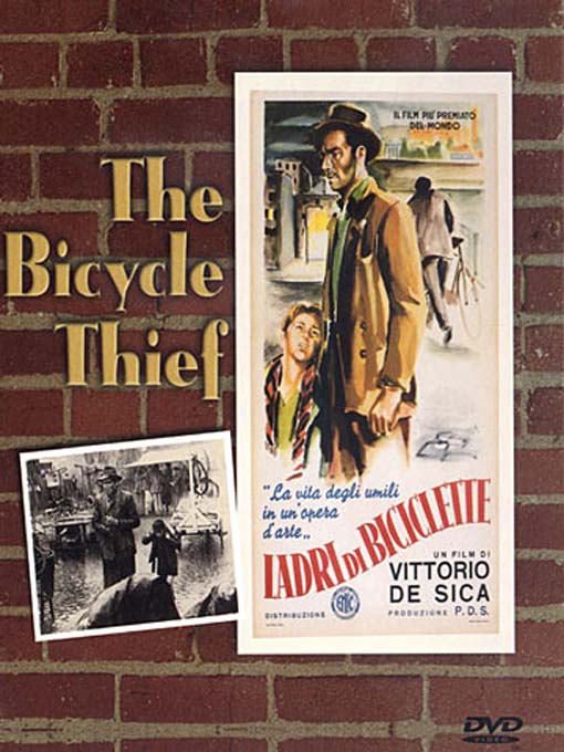 a critical analysis of the movie the bicycle thief directed by vittorio de sica An indepth textual analysis interpreted with de sica's and zavattini's  (the bicycle thief), 1948 [film] directed by  vittorio de sica, bicycle.