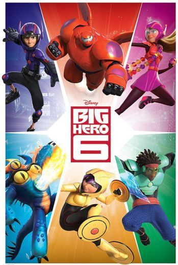 Big Hero 6 Proves It: Pixar&#39-s Gurus Have Brought the Magic Back to ...