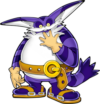 Sonic The Hedgehog Team Rose Characters Tv Tropes