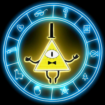 Gravity Falls Bill Cipher / Characters - TV Tropes