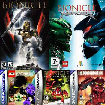 Bionicle Video Game Tv Tropes