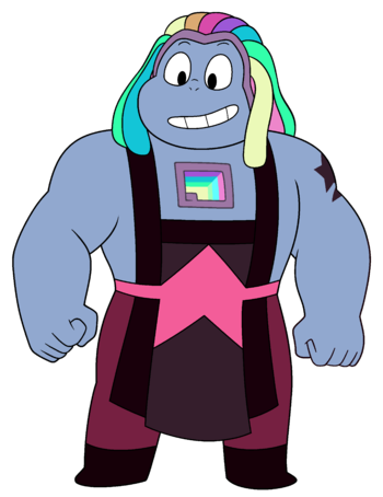 Steven Universe Crystal Gems Characters Tv Tropes