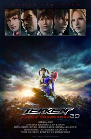 Tekken Blood Vengeance Anime Tv Tropes