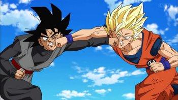 Anime & Manga / Evil Counterpart - TV Tropes