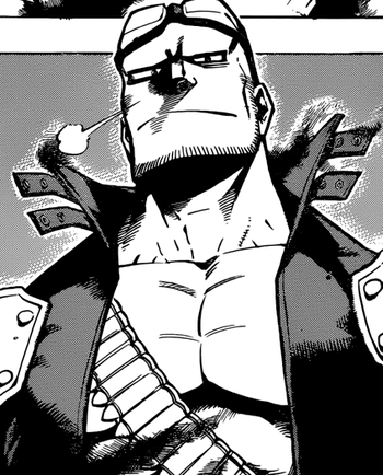 My Hero Academia - One For All / Characters - TV Tropes