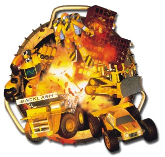 Blast Corps (Video Game) - TV Tropes