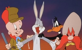 (blooper) Bunny! (Western Animation) - TV Tropes