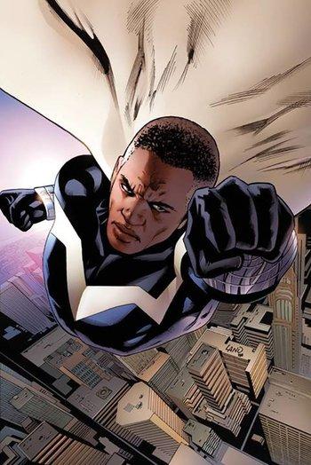 Legion Marvel Comics Comic Book  TV Tropes