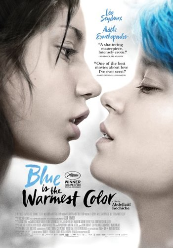 Blue is the warmest color scissoring