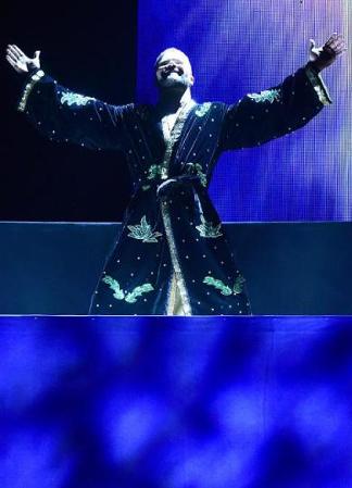 Bobby Roode (Wrestling) - TV Tropes